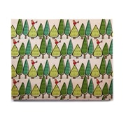 East Urban Home Holiday 'Vintage Christmas' Graphic Art Print on Wood; 16'' H x 20'' W x 1'' D