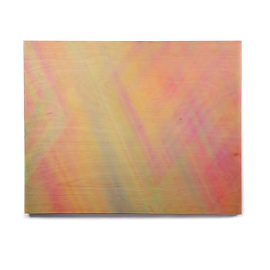 East Urban Home 'Pastel Abstract' Graphic Art Print on Wood; 20'' H x 24'' W x 1'' D