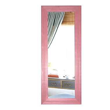 Harriet Bee Vintage Full Length/Accent/Bathroom/Vanity Mirror; 39.5'' H x 15.5'' W x 0.16'' D