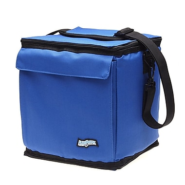Maranda Enterprises 18 Can FlexiFreeze Freezable Cooler; Royal Blue