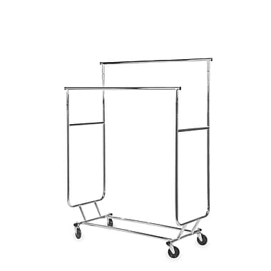 Can-Bramar Chrome Double Collapsible Rack (SS10012)