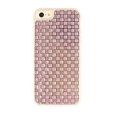Zanko Gem Cell Phone Fitted Case for Apple iPhone 6/6S, Pink (ZKT-RG-IP6-PK)