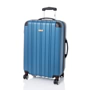 "Via Rail Canada Maritime 19"" Expandable Spinner Luggage"