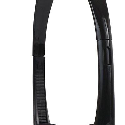 Koss® KPH7B Portable On-Ear Headphones, Blue