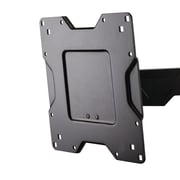 "Omnimount® Classic Full-Motion Wall-Mount For 37"" - 63"" TV Up To 80 lbs., Black"