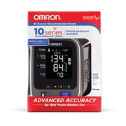 Omron® 10 Series Advanced Accuracy Wireless Upper Arm Blood Pressure Monitor