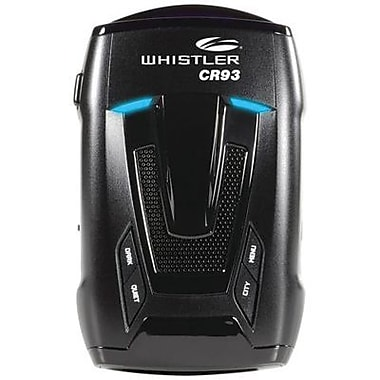 Whistler Laser/Radar Detector (WHICR93)