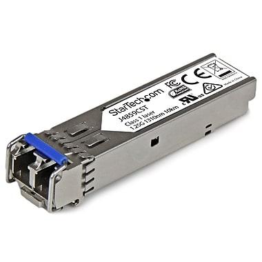 StarTech.com – Récepteur-émetteur SFP à fibre optique GbE, HP J4859C, LC mono/multi mode avec DDM, 10 km/1804 pi (J4859CST)