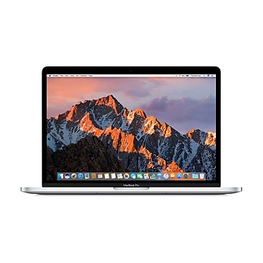Apple – MacBook Pro MPXX2C/A 13 po avec Touch Bar, Intel Core i5 3,1 GHz, SSD 256 Go, 8 Go, MacOS Sierra, argent, français