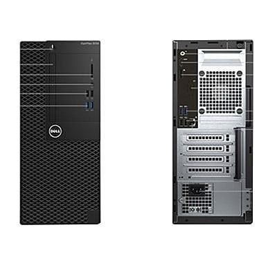 Dell™ OptiPlex 2PCH8 3050 SFF Business Desktop PC, Intel Core i3-7100, 500GB HDD, 4GB RAM, WIN 10 Pro, Intel HD Graphics 630