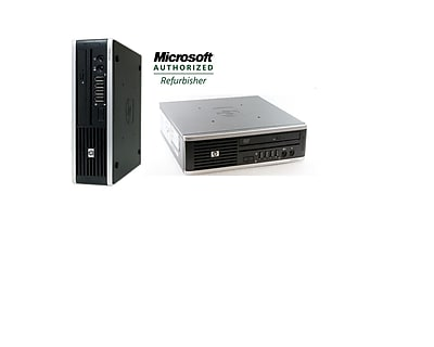Refurbished HP Elite 8000 USFF Core 2 Duo 3.0, 8GB, 500GB, DVD Win 10 Pro