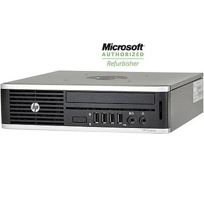 Refurbished HP Elite 8300 USFF Core i5, 3.2GHZ, 8GB, 240GB, SSD, DVD, Win 10 Pro