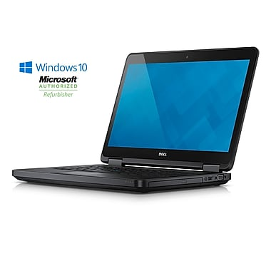 Dell - Portatif Latitude E5440 14 po remis à neuf, 1,9 GHz Intel Core i5-4300U, SSD 128 Go, 8 Go DDR3, Windows 10 Pro