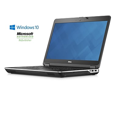 Dell - Portatif Latitude E6440 14 po remis à neuf, 2,6 GHz Intel Core i5-4210M, SSD 128 Go, 8 Go DDR3, Windows 10 Pro