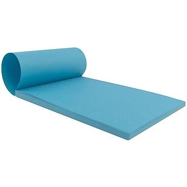 JAM Paper - Bloc de papier 5 x 7, bleu vif, 150 feuilles/paquet