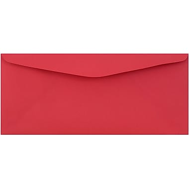 JAM Paper® #9 Envelopes, 3 7/8 x 8 7/8, Red Recycled, 50/Pack (1532900I)