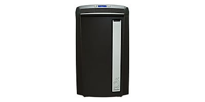 DeLonghi 12,500 Cooling Capacity (BTU) Portable Air Conditioner Include Heat Pump Manufacturer Recertified