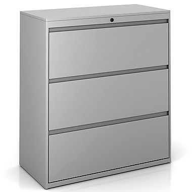 Trendway 3-Drawer Lateral Filing Cabinet