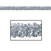 The Holiday Aisle General Occasion Indoor Garland; Silver
