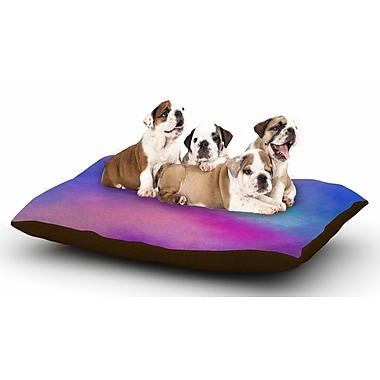 East Urban Home Viviana Gonzalez 'Abstract 02' Dog Pillow w/ Fleece Cozy Top