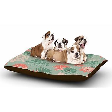 East Urban Home Zara Martina Mansen 'Wild Gatherings' Dog Pillow w/ Fleece Cozy Top
