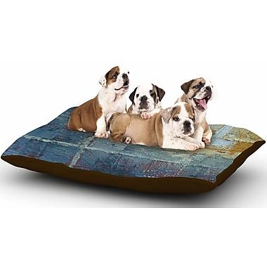 East Urban Home Carol Schiff 'Indecision' Dog Pillow w/ Fleece Cozy Top