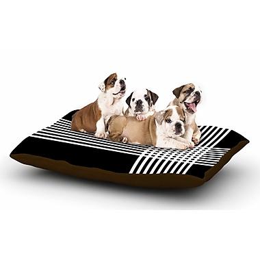 East Urban Home Trebam 'Krizanje v2' Dog Pillow w/ Fleece Cozy Top