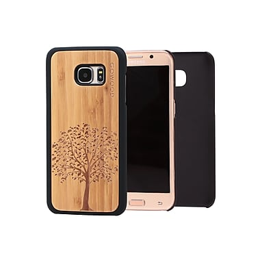 Go Wood Cell Phone Fitted Case for Samsung Galaxy S7 edge, Tree (GW-B31)