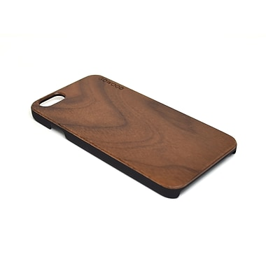 Go Wood Cell Phone Fitted Case for Apple iPhone 6, Walnut (GW-W3)