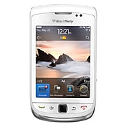 Blackberry Torch 9810 Unlocked GSM Blackberry OS Cell Phone; White
