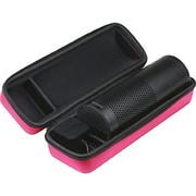 Bluetech Hard Travel Case for Amazon Echo, with Durable Carrying Handle, Pink