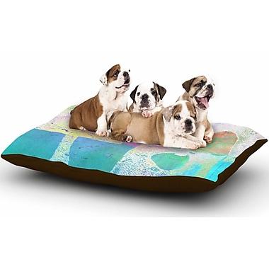 East Urban Home AlyZen Moonshadow 'Villi' Dog Pillow w/ Fleece Cozy Top