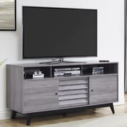 George Oliver Williamstown TV Stand; Gray Oak