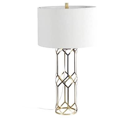 Ivy Bronx Lucas 23'' Table Lamp; Bronze
