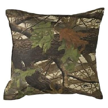 Realtree Hardwoods Throw Pillow