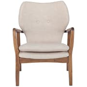 Corrigan Studio Alson Lounge Chair; Beige