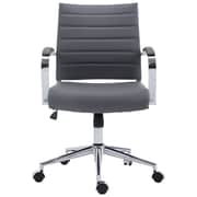 Orren Ellis Inga Desk Chair; Grey