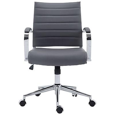 Orren Ellis Inga Desk Chair; Grey
