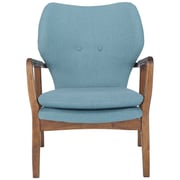 Corrigan Studio Alson Lounge Chair; Sea Green