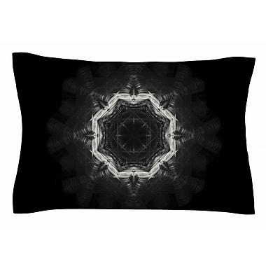East Urban Home Nick Nareshni 'Mystical Mandala' Geometric Sham; 20'' H x 30'' W x 1'' D
