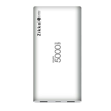 HYPER ET5000-WHITE 'Zikko' Power Bank 5000mAh, White