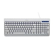 Verbatim 99377 White USB Corded Keyboard