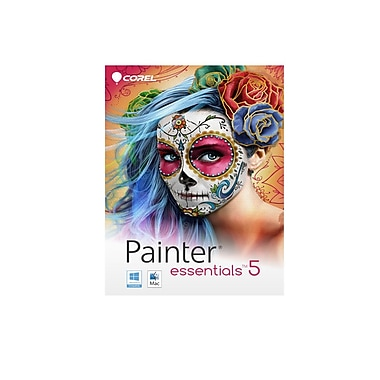 Corel Painter Essentials 5 (Windows/Mac) [Download]