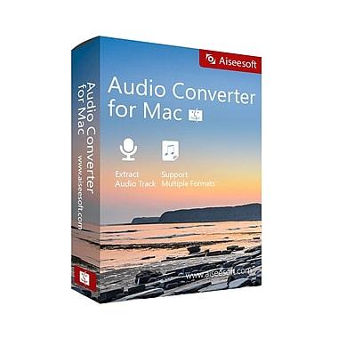 Aiseesoft – Convertisseur audio pour Mac [Téléchargement]