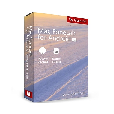Aiseesoft Mac FoneLab for Android [Download]