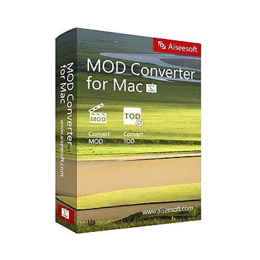 Aiseesoft Mod Converter for Mac [Download]