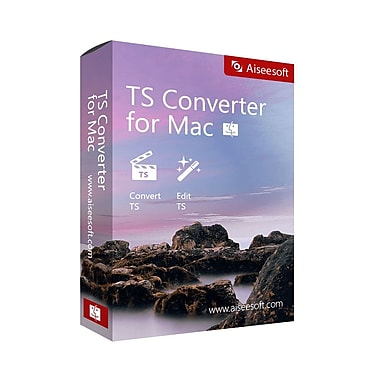 Aiseesoft TS Converter for Mac [Download]