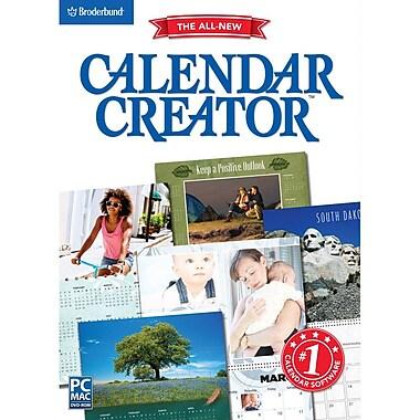 Calendar Creator pour Mac [Téléchargement]