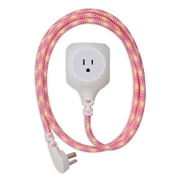 360 6FT BRAIDED CORD USB PINK