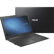 "ASUS ASUSPRO P Essential P2530UA-XH31 15.6"" Laptop Computer (Intel i3, 500 GB HDD, 4GB, Windows 10 Pro, Intel HD Graphics 520)"